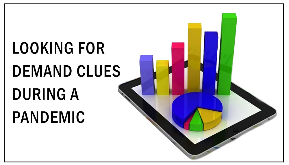 Revenue Management Demand Clues & Demand Forecasting in a Pandemic